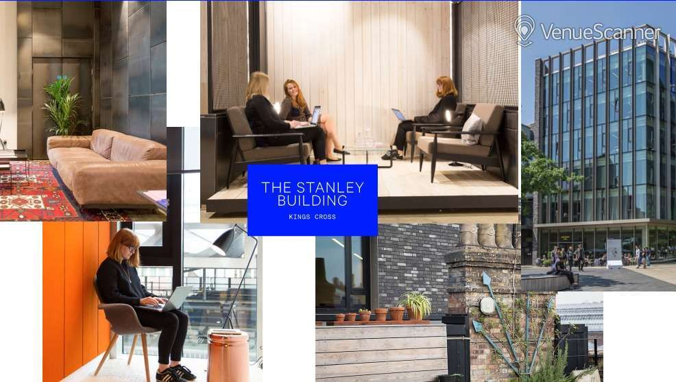 Hire The Office Group Stanley Meeting Room 7 & 8 1