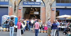 The Bottle Shop Se1, Mezzanine