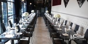 Mumtaz Leeds, Venue & 3-course Meal -Wedding