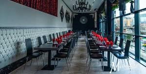 Mumtaz Leeds, Venue & 3-course Meal-platinum