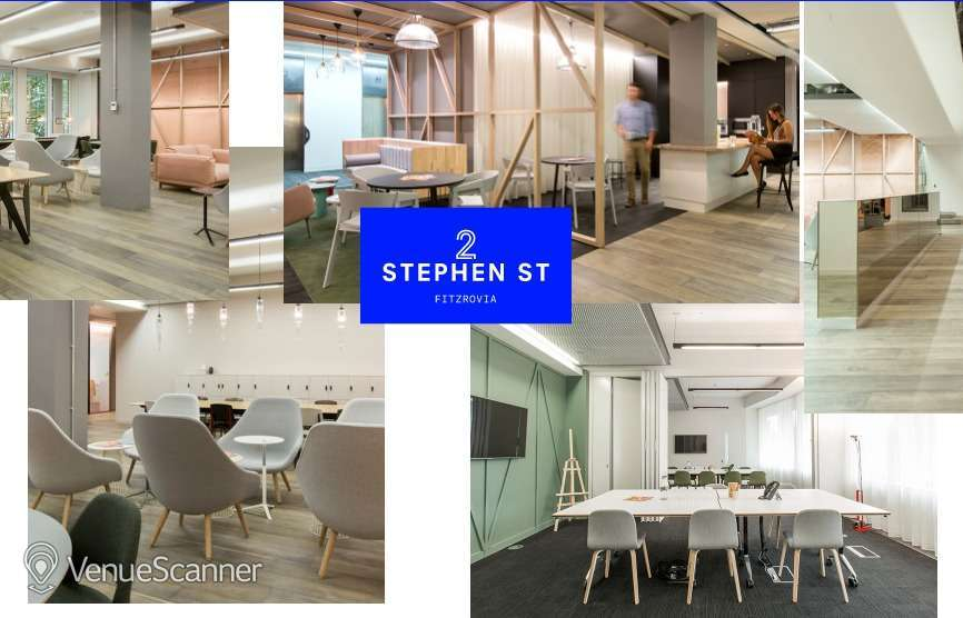 Hire The Office Group Stephen Street Meeting Room 5, 6 & 7 11
