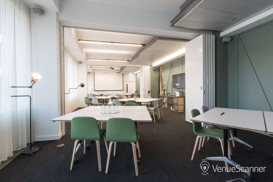 Hire The Office Group Stephen Street Meeting Room 5, 6 & 7 7