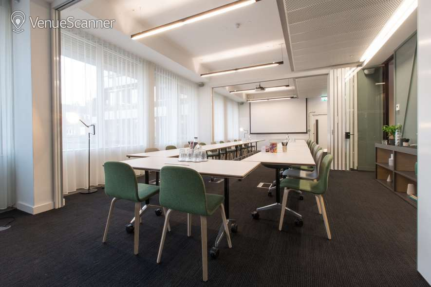 Hire The Office Group Stephen Street Meeting Room 5, 6 & 7 1
