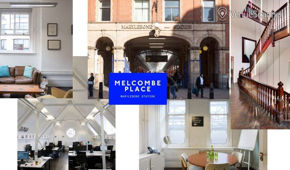 Hire The Office Group Marylebone Station The Double Boardroom 1