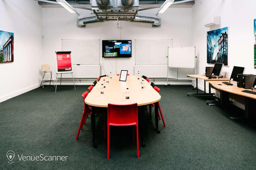 Hire The Message Enterprise Centre The Training Room 4