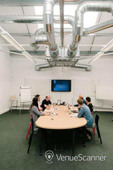 Hire The Message Enterprise Centre The Training Room 9