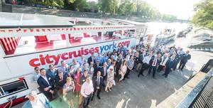City Cruises York, Captain James Cook