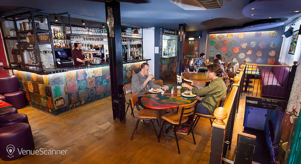 Hire Strongroom Bar & Kitchen Dining Room