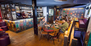 Strongroom Bar & Kitchen, Dining Room