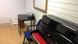 Musica Nova, Rehearsal studio 2