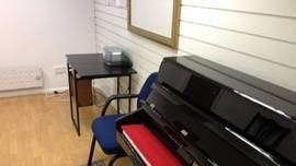 Musica Nova, Rehearsal Studio 1