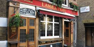 The Lamb & Flag, The Dryden Room