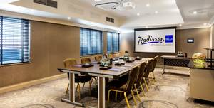 Radisson Blu Edwardian, Kenilworth, Private Suite 9