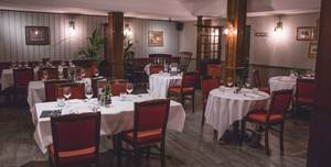 Jamies St Mary At Hill, The Dining Room