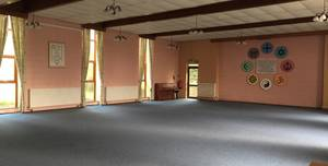 Park Place Pastoral Centre, Main Hall