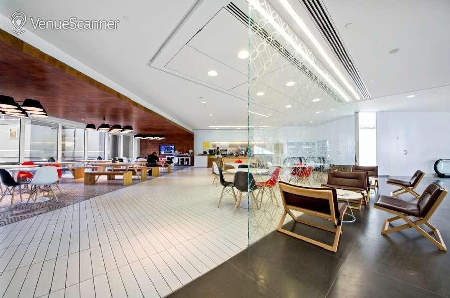 Hire I2 Office London Aldersgate Hampton 7