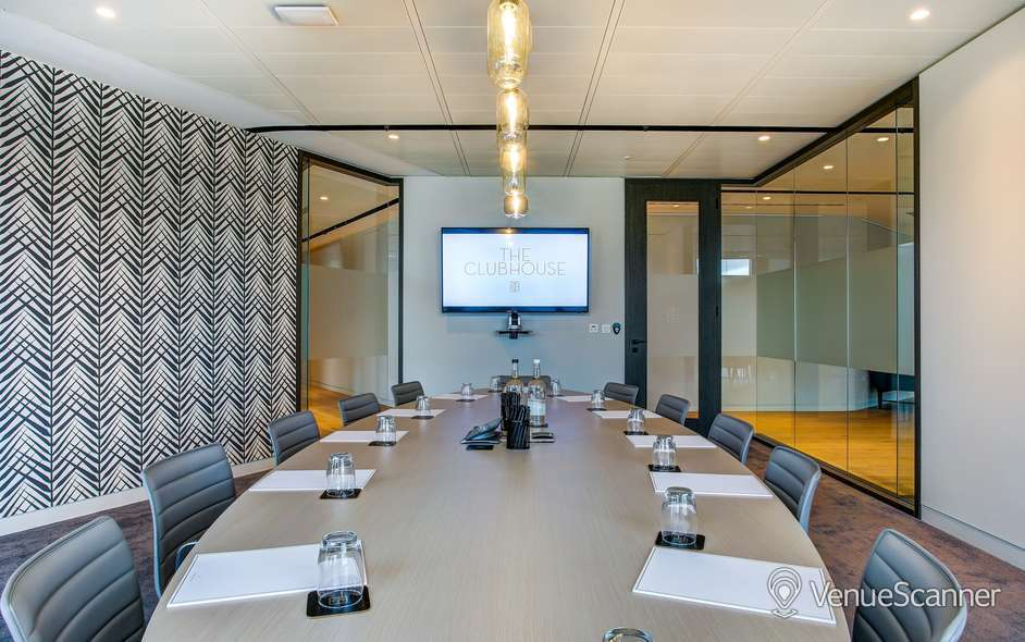 Hire The Clubhouse Bank The Boardroom