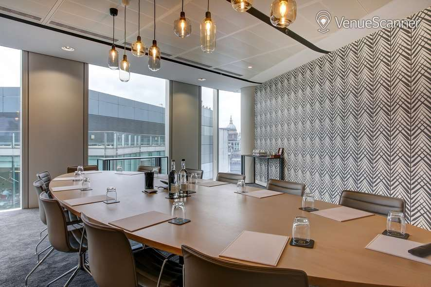 Hire The Clubhouse Bank The Boardroom 2