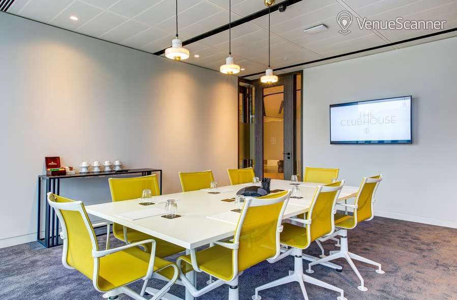 Hire The Clubhouse Bank Meeting Room 3 1