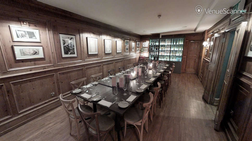 Hire Brasserie Blanc Chancery Lane Private Dining Room
