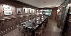 Brasserie Blanc Chancery Lane, Private Dining Room