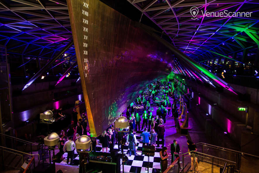Hire Cutty Sark Greenwich Exclusive Christmas Party 7
