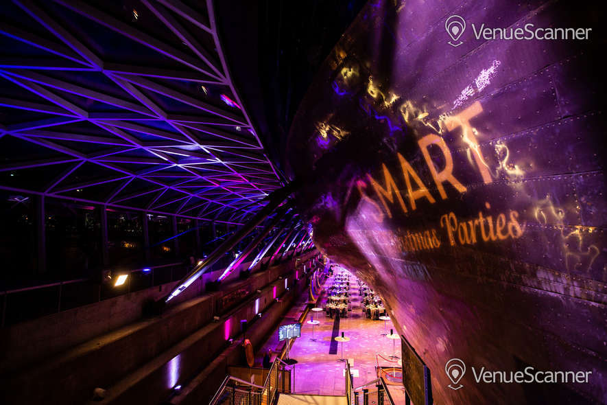 Hire Cutty Sark Greenwich Exclusive Christmas Party 5