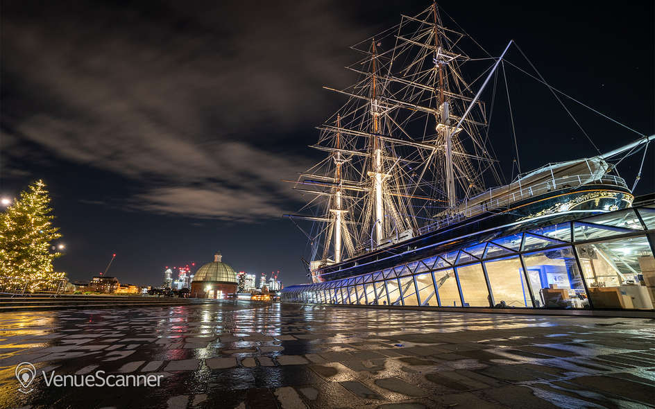 Hire Cutty Sark Greenwich Exclusive Christmas Party 4
