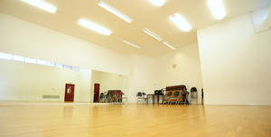 Oxford House In Bethnal Green, Dance Studio