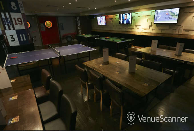 Hire Rileys Haymarket Players Lounge 1