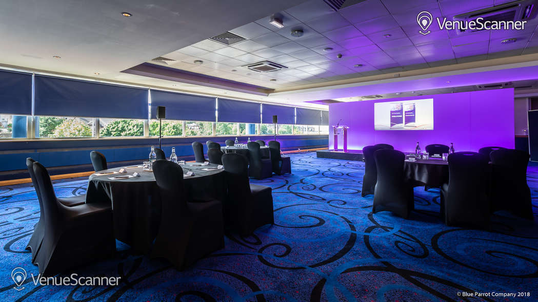 Hire Hampden Park Stadium Nevis Suite