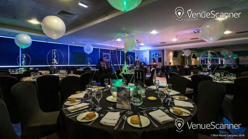 Hire Hampden Park Stadium Auditorium Suite