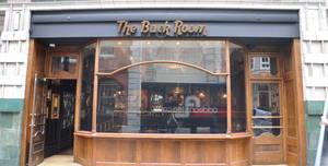 Hard Rock Cafe London, The Back Room Bar