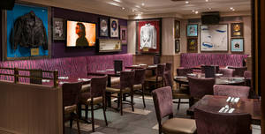 Hard Rock Cafe London, The Rock Room