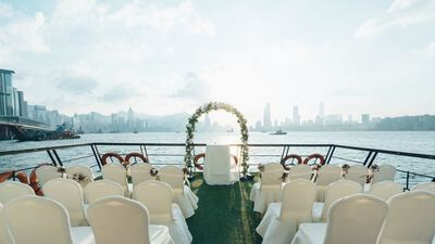 FLOAT, Weddings