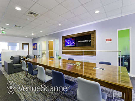 Hire Regus Express Edinburgh Fort Kinnaird Craigcrook