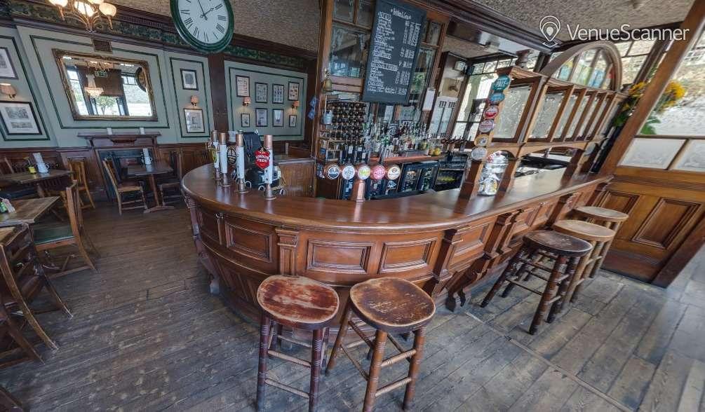 Hire The Crown Main Bar