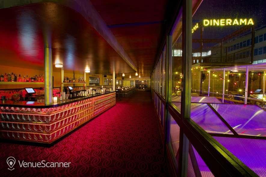 Hire Dinerama Full Venue Exclusive 16