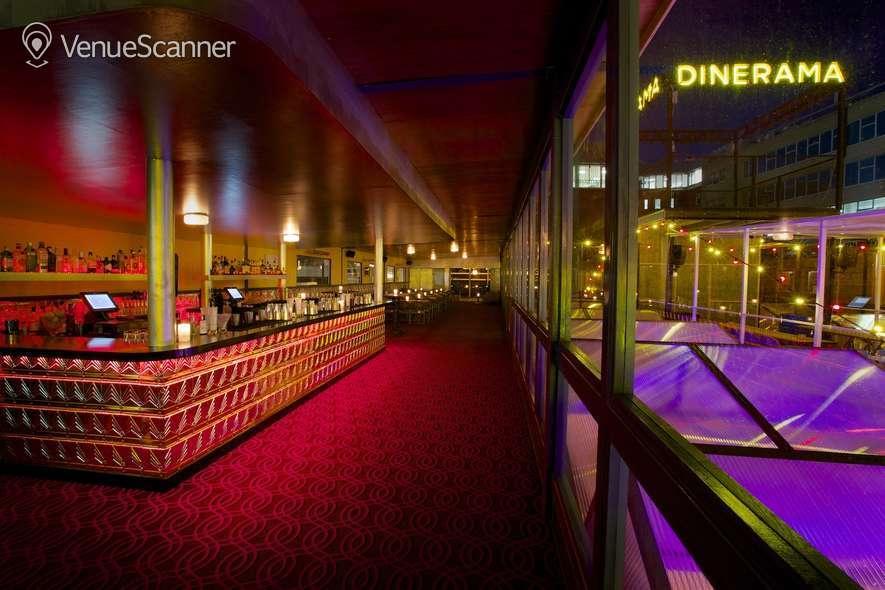 Hire Dinerama Zephyr Bar