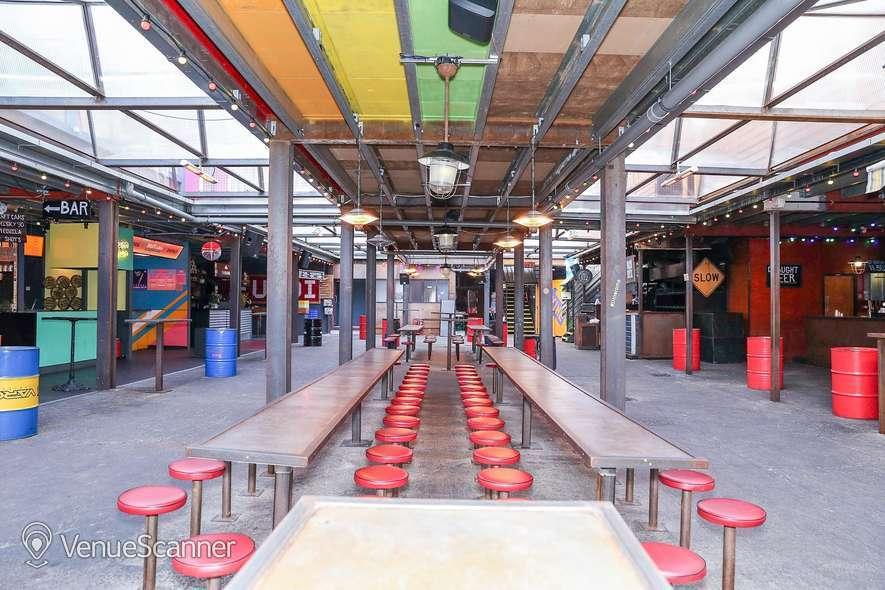 Hire Dinerama Full Venue Exclusive 7