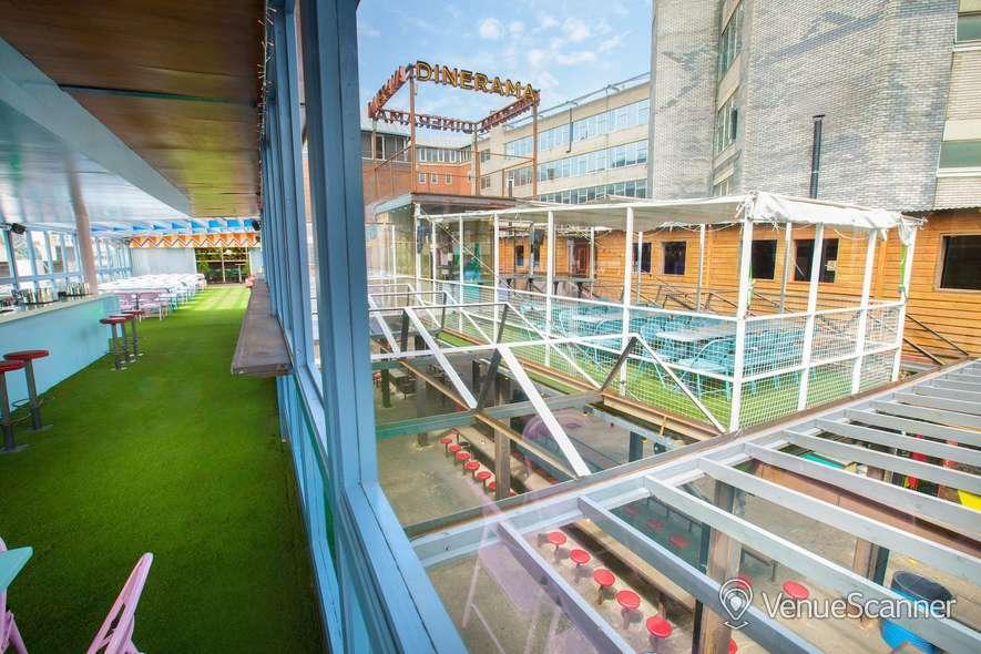 Hire Dinerama Full Venue Exclusive 18