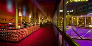 Dinerama, Zephyr Bar