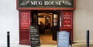 Mughouse, Dining Area