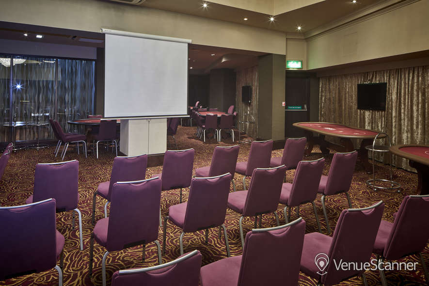 Hire Grosvenor Casino Birmingham Hill Street Poker Room 1