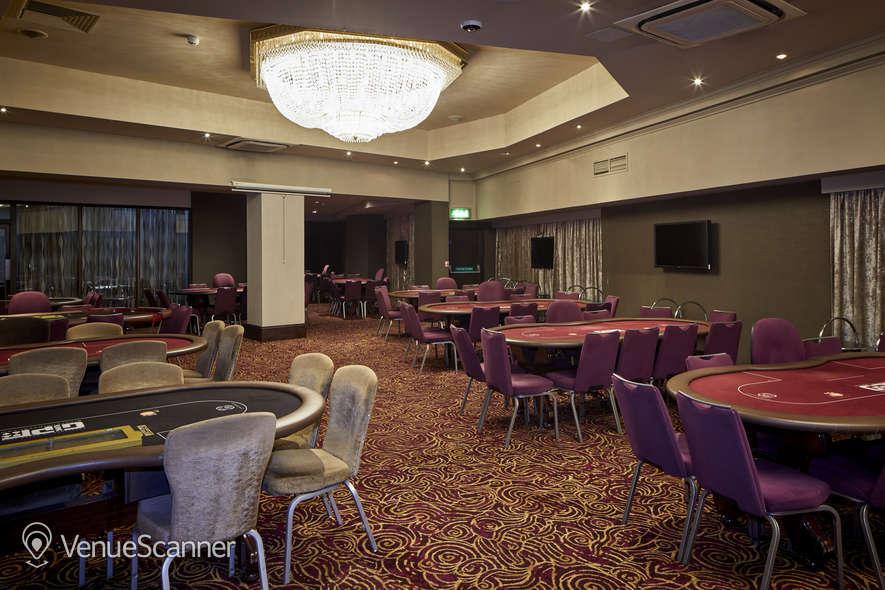 Hire Grosvenor Casino Birmingham Hill Street Poker Room