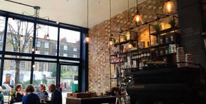 Saint Espresso, Whole Venue