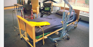 Central Training Services, Moving&Handling Training Room