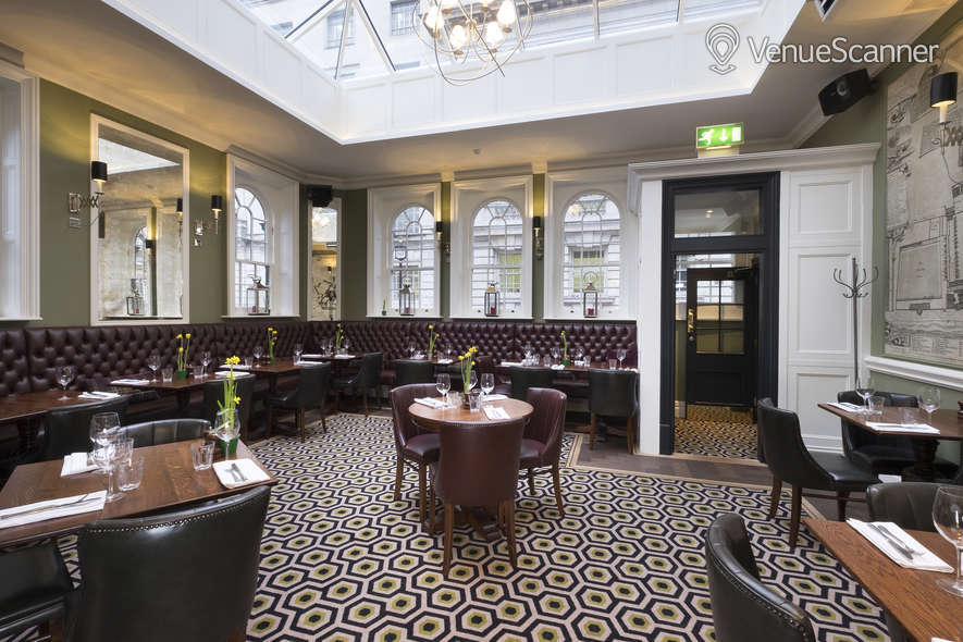Hire The Clarence Whitehall Tin Belly Dining Room 3
