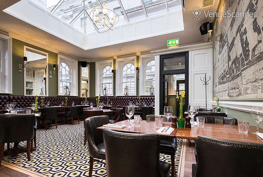Hire The Clarence Whitehall Tin Belly Dining Room
