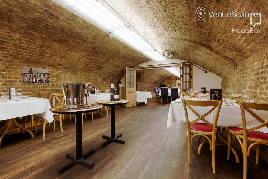 Hire The Don Restaurant The Sandeman Vault And Room